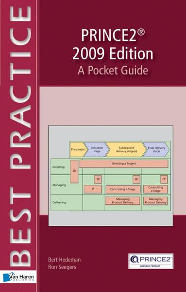 PRINCE2 - A Pocket Guide (english version) 2009 - Bert Hedeman, Ron Seegers (ISBN 9789087535445)