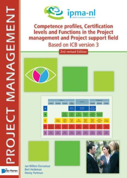 Competence profiles, Certification levels and Functions in the project management field - Based on ICB version 3 2nd edition - Henny Portman, Jan Willem Donselaar, Bert Hedeman (ISBN 9789087539320)