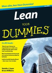 Lean voor Dummies - Natalie J. Sayer, Bruce Williams (ISBN 9789043030090)