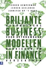 Briljante businessmodellen in finance (e-Book)