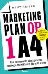 Marketingplan op 1 A4 (e-Book)