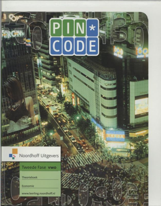 Pincode VWO Tweede Fase theorieboek