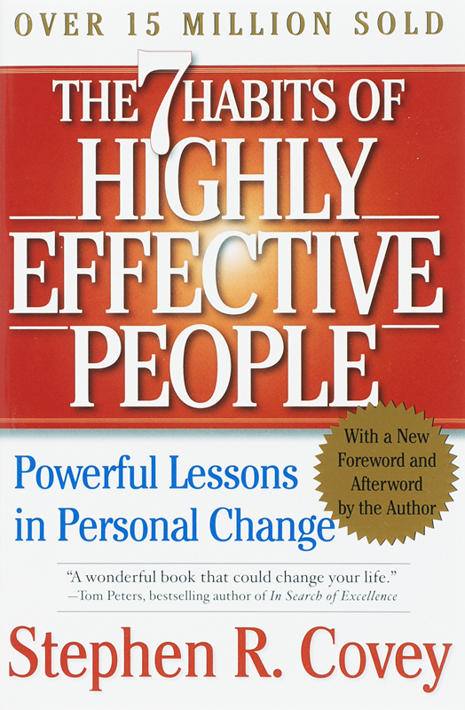 Seven Habits of Highly Effective People, The