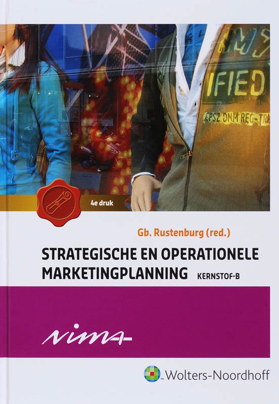 Strategische en operationele marketingplanning Kernstof B Nima