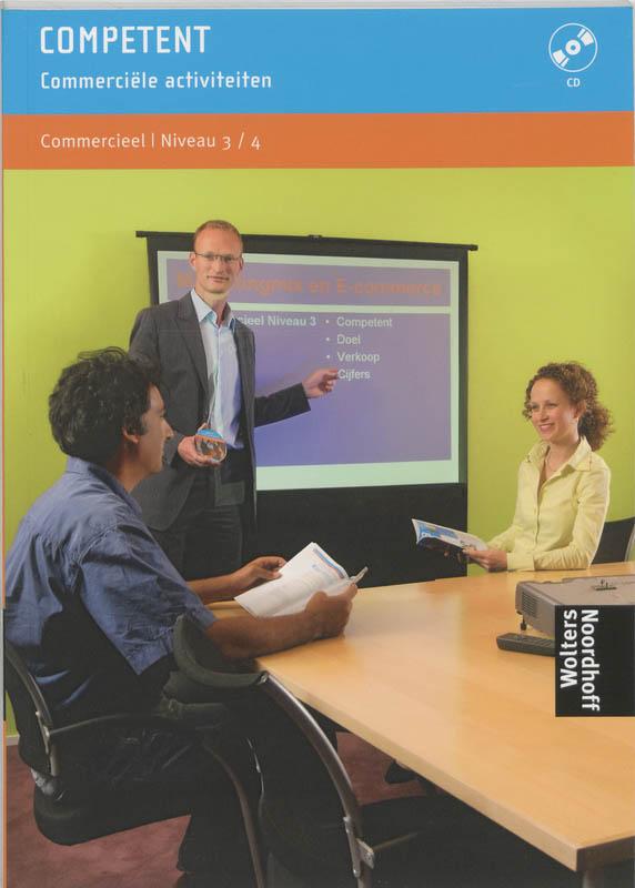 Competent Commerciele activiteiten Niveau 3/4