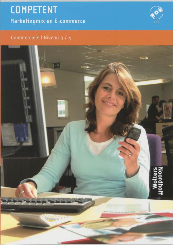 Competent 3/4 Commercieel Praktijkboek