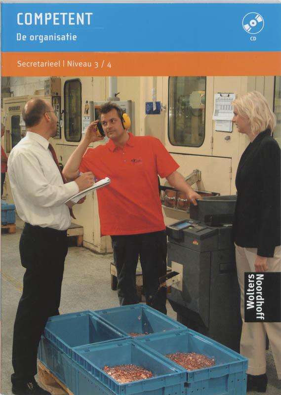 Competent De organisatie Praktijkboek