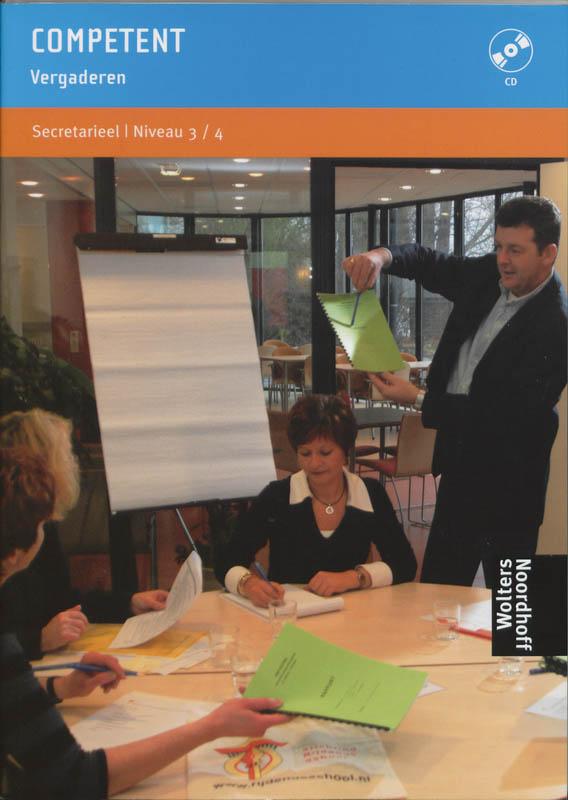Competent Vergaderen Praktijkboek