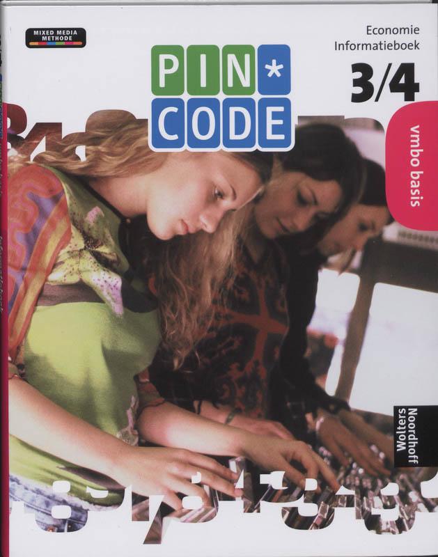 Pincode 3/4 Vmbo basis