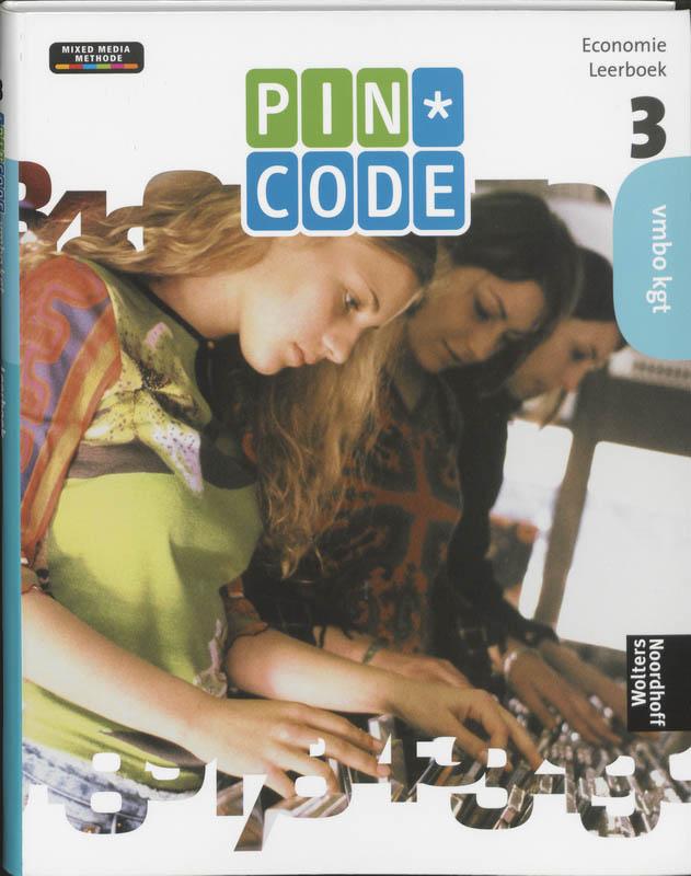 Pincode 3 Vmbo kgt