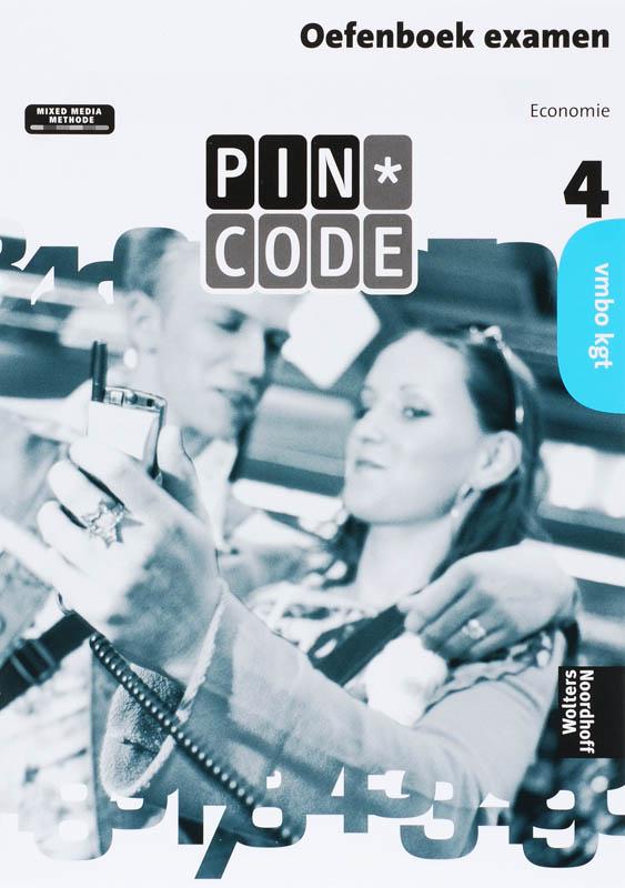 Pincode 4 Vmbo kgt Oefenboek examen