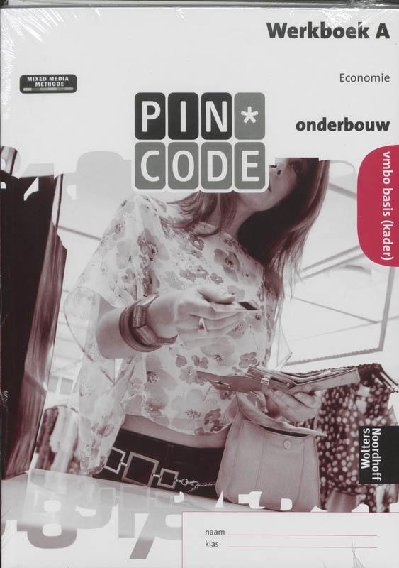 Pincode A+B vmbo basis (kader) Werkboek