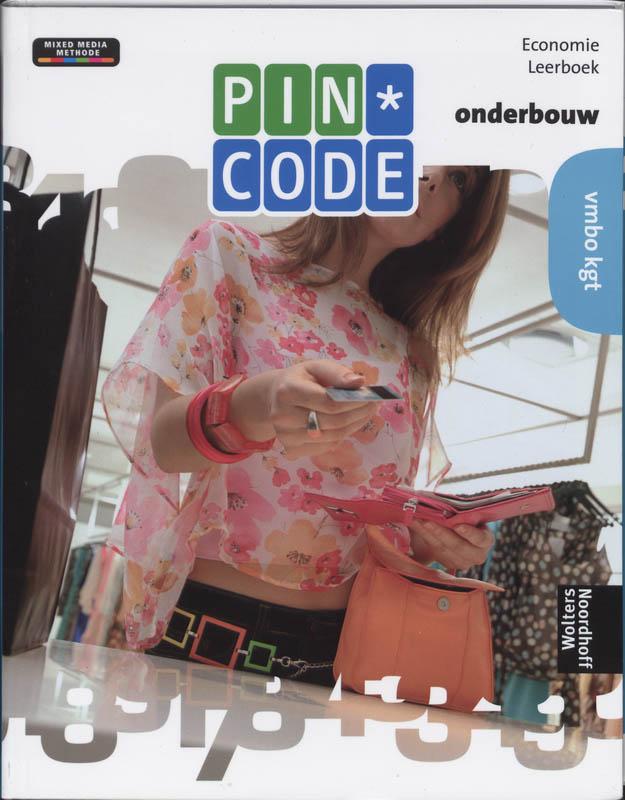 Pincode Vmbo kgt onderbouw Leerboek