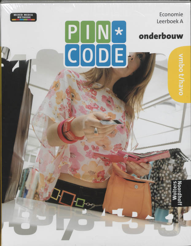 Pincode A + B Vmbo t/Havo Economie