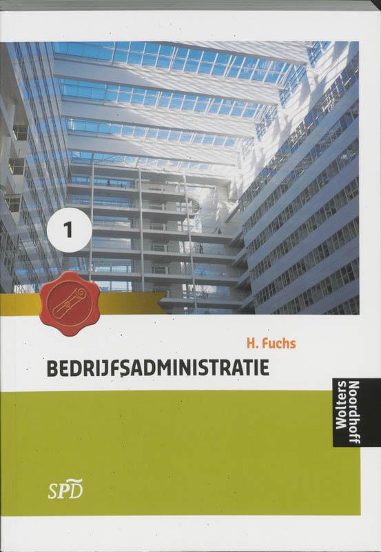 Bedrijfsadministratie voor SPD 1
