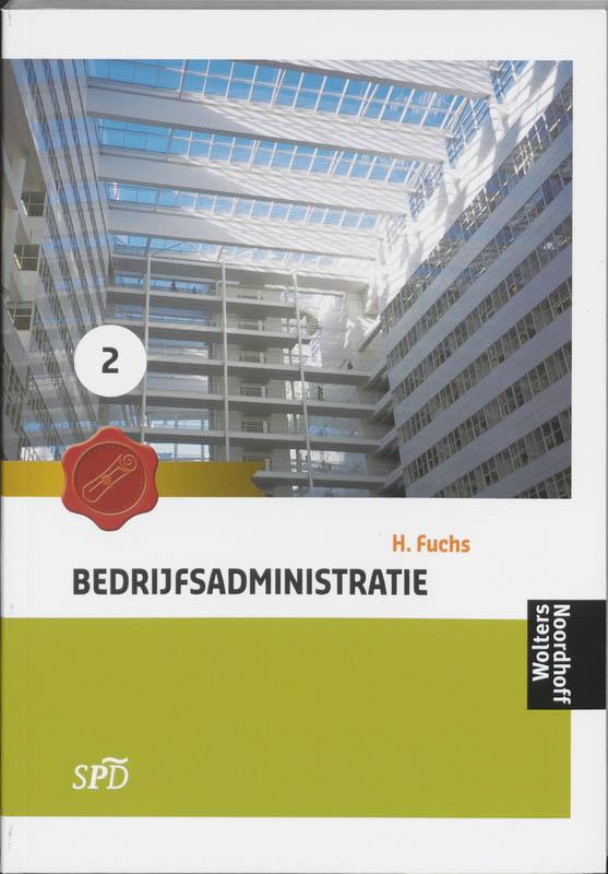 Bedrijfsadministratie voor SPD 2