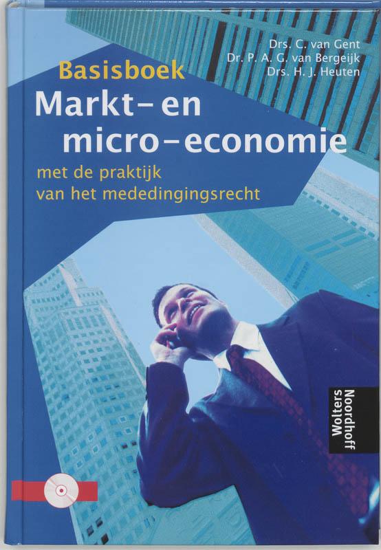 Basisboek Markt- en micro-economie