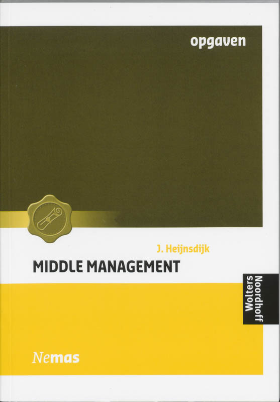 Middle Management Opgaven