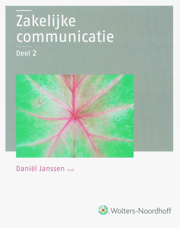 Zakelijke Communicatie 2