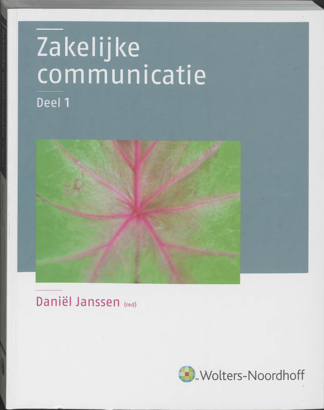 Zakelijke Communicatie 1