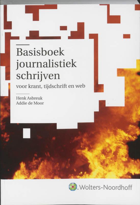 Basisboek journalistiek schrijven