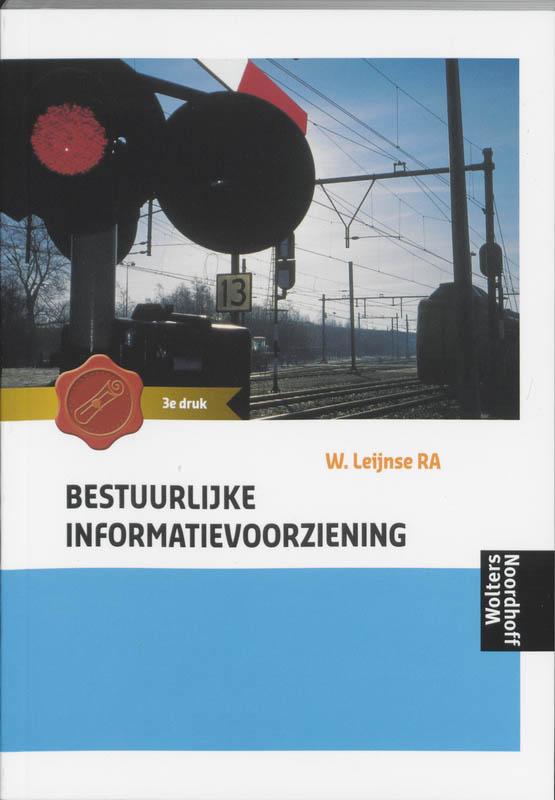 Bestuurlijke infovoorziening Hoofdboek