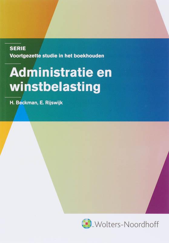 Administratie en Winstbelasting