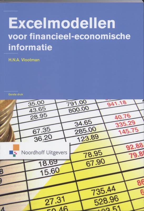 Excelmodellen voor financieel-economische informatie
