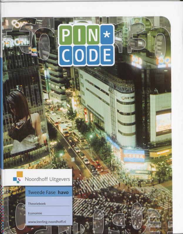 Pincode Tweede fase havo Theorieboek